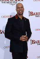 Common @ the premiere of 'Barber Shop The Next Cut' held @ the Chinese theatre.<br /> April 6, 2016