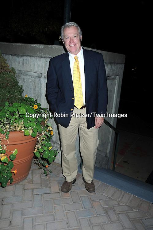 Jerry verDorn attending ABC Casino Night on October 28, 2010 at Guastavinos in New York City. .