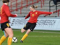 Belgium - Czech Republic : Inge Heiremans.foto DAVID CATRY / Vrouwenteam.be