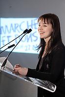 Montreal (QC) CANADA, April 3 , 2007<br />  l'auteure-compositeur-interprËte, comÈdienne et porte-parole provinciale<br />                             Madame Viviane Audet au<br /> lancement du premier projet de sensibilisation d'envergure provinciale<br />     la Marche de la mÈmoire RONA organisÈe par la FÈdÈration quÈbÈcoise des<br />                              sociÈtÈs Alzheimer. en prÈsence de<br />     l'auteure-compositeur-interprËte, comÈdienne et porte-parole provinciale<br />                             Madame Viviane Audet,<br />     Monsieur Bruno Labrie (ex-acadÈmicien, auteur-compositeur-interprËte),<br />                  Madame Joe Bocan (chanteuse et comÈdienne),<br />                      Monsieur Emmanuel Auger (comÈdien),<br />     Monsieur Michel Dumont, directeur artistique de la Compagnie Jean Duceppe<br />                depuis 1991, figure de proue du milieu culturel<br />       ainsi que de nombreuses personnalitÈs du milieu artistique et des<br />                                   affaires.<br /> <br /> <br /> <br /> <br /> <br /> photo (c)  Pierre Roussel - Images Distribution