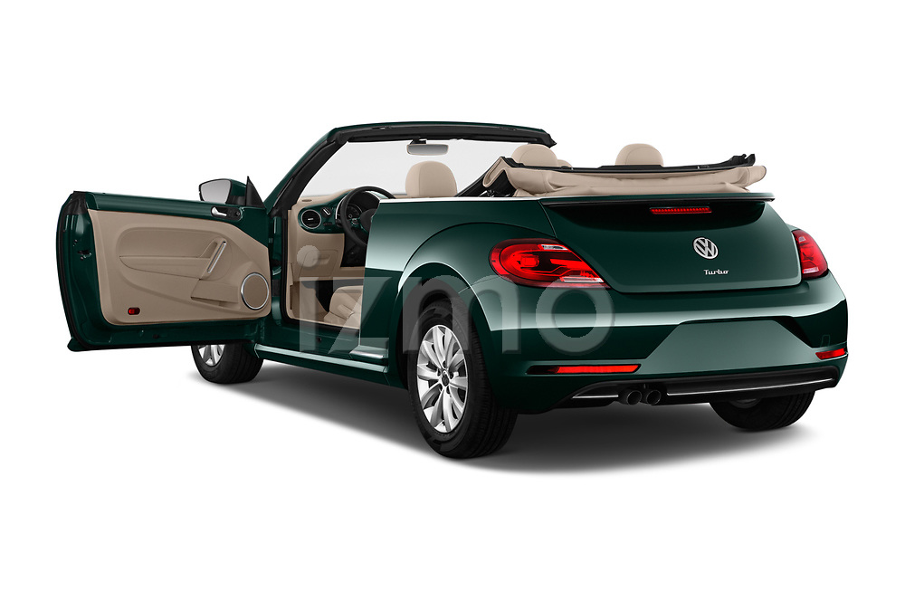 Car images of 2018 Volkswagen Beetle 1.8T-Dune-Conv.-auto 2 Door Convertible Doors