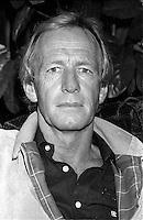 Australian actor Paul Hogan (Crocodile Dundee)<br /> <br /> attend the World Film Festival, September 1st, 1986
