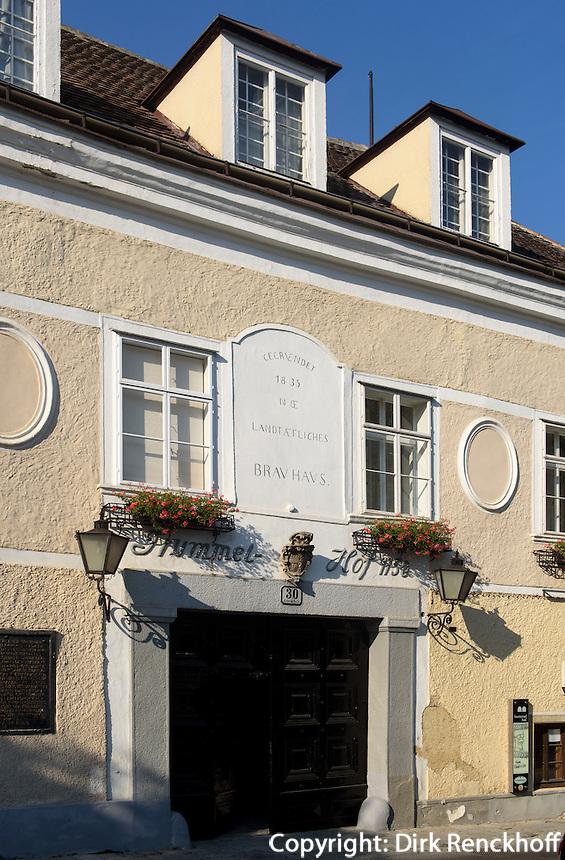 Trummelhof in Grinzing bei Wien, Österreich<br /> Trummelhof in Grinzing near Vienna, Austria