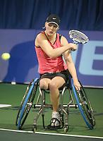 18-11-07, Netherlands, Amsterdam, Wheelchairtennis Masters 2007, korie Homan