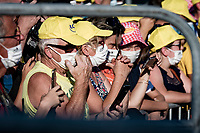 finish fans<br /> <br /> Stage 5 from Gap to Privas (183km)<br /> <br /> 107th Tour de France 2020 (2.UWT)<br /> (the 'postponed edition' held in september)<br /> <br /> ©kramon