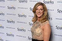Sally Gunnell<br /> at the Sparks Winter Ball 2016, Camden Roundhouse, London.<br /> <br /> <br /> ©Ash Knotek  D3206  30/11/2016