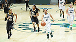 Tulane downs UCF, 66-55, in women's basketball at Devlin Fieldhouse.