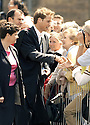 23/06/2005         Copyright Pic : James Stewart.File Name : sct_jspa14 wills graduation.PRINCE WILLIAM GREETS THE CROWDS AFTER HIS GRADUATION FROM ST ANDREWS UNIVERSITY......Payments to :.James Stewart Photo Agency 19 Carronlea Drive, Falkirk. FK2 8DN      Vat Reg No. 607 6932 25.Office     : +44 (0)1324 570906     .Mobile   : +44 (0)7721 416997.Fax         : +44 (0)1324 570906.E-mail  :  jim@jspa.co.uk.If you require further information then contact Jim Stewart on any of the numbers above.........