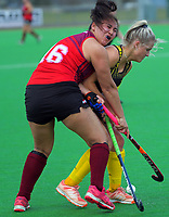 200822 Wellington Premier Women's Hockey - Dalefield v Hutt United
