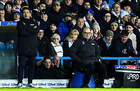 Leeds United manager Marcelo Bielsa watches on during the first half<br /> <br /> Photographer Alex Dodd/CameraSport<br /> <br /> The EFL Sky Bet Championship - Leeds United v Norwich City - Saturday 2nd February 2019 - Elland Road - Leeds<br /> <br /> World Copyright © 2019 CameraSport. All rights reserved. 43 Linden Ave. Countesthorpe. Leicester. England. LE8 5PG - Tel: +44 (0) 116 277 4147 - admin@camerasport.com - www.camerasport.com