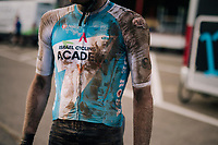 dirty & teared<br /> <br /> 3rd Dwars Door Het hageland 2018 (BEL)<br /> 1 day race:  Aarschot > Diest: 198km