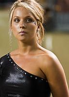 Pitt dance girl. October 23, 2008.