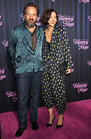 September 14, 2021.Peter Sarsgard, Maggie Gyllenhaal attend Searchlight Pictures premiere of The Eyes of Tammy Faye  at<br /> SVA Theatre in New York September 14, 2021 Credit:RW/MediaPunch