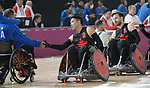 Travis Murao, Lima 2019 - Wheelchair Rugby // Rugby en fauteuil roulant.<br />