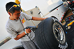 May 21, 2009; 8:01:48 PM; West Plains, Mo., USA; The 17th Annual of the Show-Me 100 Lucas Oil Series sanctioned event running at the West Plains Motor Speedway.  Mandatory Credit: (thesportswire.net)