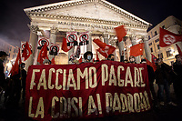 18.12.2020 - Social Bloc For Patrimoniale, Income, Work, Education, Housing, Health, Climate Justice