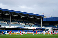 A general view of  Loftus Road, home of Queens Park Rangers<br /> <br /> Photographer Stephanie Meek/CameraSport<br /> <br /> The EFL Sky Bet Championship - Queens Park Rangers v Middlesbrough - Saturday 26th September 2020 - Loftus Road - London <br /> <br /> World Copyright © 2020 CameraSport. All rights reserved. 43 Linden Ave. Countesthorpe. Leicester. England. LE8 5PG - Tel: +44 (0) 116 277 4147 - admin@camerasport.com - www.camerasport.com