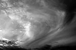 Cirrus uncinus high ice clouds