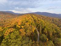 The Blue Ridge Mountains. Photo/Andrew Shurtleff