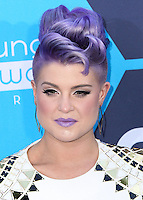 LOS ANGELES, CA, USA - JULY 27:  Kelly Osbourne arrives at the 16th Annual Young Hollywood Awards held at The Wiltern on July 27, 2014 in Los Angeles, California, United States. (Photo by Xavier Collin/Celebrity Monitor)