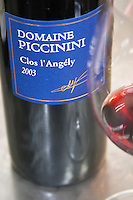 Domaine Piccinini Clos l'Angely, Languedoc