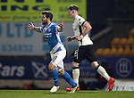 St Johnstone v Inverness Caley Thistle…03.12.16   McDiarmid Park..     SPFL<br />Richie Foster appeals for a penalty<br />Picture by Graeme Hart.<br />Copyright Perthshire Picture Agency<br />Tel: 01738 623350  Mobile: 07990 594431