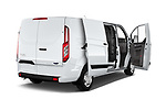 Car images of 2021 Ford Transit-Custom Trend 4 Door Cargo Van Doors