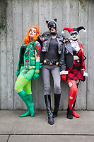 Emerald City Comicon 2018, Seattle, Washington, USA.