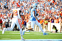 University of North Carolina v Clemson University, September 28, 2019