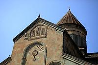 UNESCO World Heritage Site of Mtskheta, Georgia, September 2010. Photo by Quique Kierszenbaum