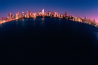 """#JP0827 """"Citicorp Tower In Skyline #1 - New York NY"""