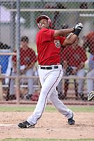 Alfredo Marte / Arizona Diamondbacks 2008 Instructional League..Photo by:  Bill Mitchell/Four Seam Images