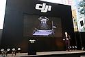 DJI Phantom 4 Presentation in Japan