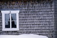 Amérique/Amérique du Nord/Canada/Quebec/Ile-aux-Coudres : Habitat