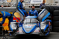 #33 HIGH CLASS RACING (DNK) ORECA 07 GIBSON LMP2 KENTA YAMASHITA (JPN) MARK PATTERSON (USA) ANDERS FJORDBACH (DNK)
