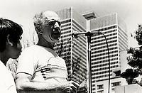 Warren Allmand in July 1987.