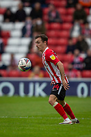 22nd May 2021; Stadium of Light, Sunderland, Tyne and Wear, England; English Football League, Playoff, Sunderland versus Lincoln City; Josh Scowen of Sunderland
