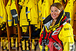 Denise Lynch of the Fenit RNLI becomes Ireland's first female coxswain