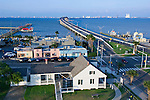 Texas, Port Isabel, Causeway to South Padre Island