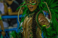 Rio de Janeiro (RJ), 22/02/2020 CARNAVAL - RJ - DESFILE - Desfile das escolas de samba Imperio da Tijuca, da Serie A, neste sabado (22), no sambodromo, no centro do Rio de Janeiro (RJ). (Foto: Ellan Lustosa/Codigo 19/Codigo 19)