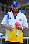 Gary Girvan during the 2014 Stoke Invitation Championship. Stoke Bowling Club, Stoke, Nelson, New Zealand. Friday 31 October 2014. Photo: Chris Symes/www.shuttersport.co.nz