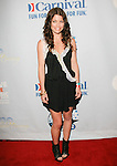Erin McCarley  at One Splendid Evening, Sponsored By Carnival Cruise Lines And Benefiting VH1 Save The Music Foundation held at The Port of L.A. on Carnival Splendor in San Pedro, California on March 26,2009                                                                     Copyright 2009 RockinExposures