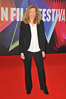 """Claire Mathon at the 65th BFI London Film Festival """"Spencer"""" Headline gala, Royal Festival Hall, Belvedere Road, on Thursday 07th October 2021, in London, England, UK. <br /> CAP/CAN<br /> ©CAN/Capital Pictures"""