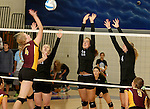 Harrisburg at Sioux Falls Chirstian Volleyball