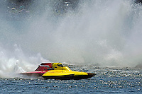 """Kevin Lacey, GNH-52 """"Wanna Bee""""  (Grand National Hydroplane(s)"""