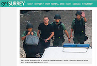 getSURREY 08 Nov,2016<br /> British banker Rurik Jutting found guilty of murdering two Indonesian women in Hong Kong on 8th Nov, 2016