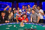 2016 WSOP Event #48: $5,000 No-Limit Hold'em (30-minute levels)
