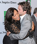 Grace Hightower De Niro and Bradley Cooper attends the 16th Annual Hollywood Film Awards Gala held at The Beverly Hilton in Beverly Hills, California on October 22,2012                                                                               © 2012 DVS / Hollywood Press Agency