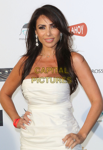 Francine Lewis at the first ever UK Drive-In Film Premiere of 'Break' at Brent Cross in London. This is the first Red Carpet event in the UK since the Covid-19 Pandemic lockdown. The film will be rolled out nationwide in other drive-in venues. Brent Cross, London 22nd July 2020<br /> CAP/ROS<br /> ©ROS/Capital Pictures
