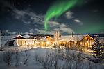 Trophy Lodge - Northern Lights 2015